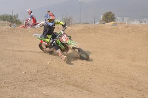 موتورسوار دامغانی مقام اول مسابقاتانتخابی قهرمانی کشور را کسب کرد