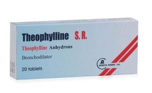 تئوفیلین؛ موارد مصرف، عوارض جانبی