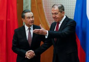 چین: در کنار روسیه با