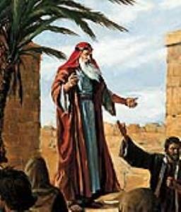 حکایت/ حاتم طائی و مرد بخشنده