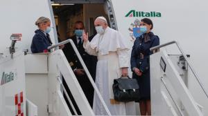 راز کیفی که همیشه همراه پاپ است چیست؟