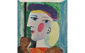 تابلوی نقاشی چند میلیون دلاری پیکاسو!