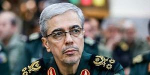 پیام تسلیت سرلشکر باقری به رئیس ستاد کل نیروهای مسلح و وزیر دفاع ترکیه