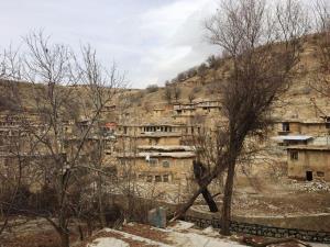 تخریب میراث فرهنگی دنا در زلزله