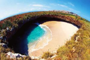 ساحل مخفی ماریتای مکزیک