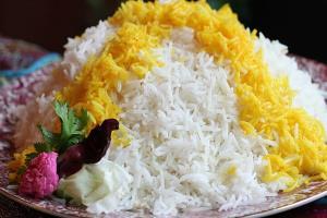 آموزش پخت برنج در کمترین زمان در مایکرو�ر