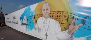 هدیه وزیر ورزش عراق به پاپ