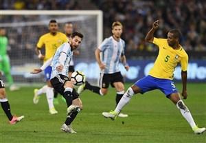 تعویق بازیهای انتخابی جام جهانی در آمریکای جنوبی