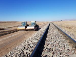 قرارداد اتصال راه آهن ایران و عراق امضا شد