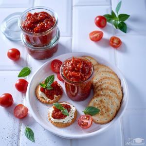 طرز تهیهی مربا گوجه خوشمزه و شگ�ت انگیز