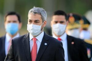 رئیس جمهور پاراگوئه خواستار استعفای کابینه شد