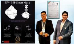 اختراع نسل جدیدی از ماسک های تنفسی هوشمند در دانشگاه صنعتی سهند