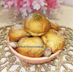 این نان سنتی شیرین مازندرانی را با شادی بپزید