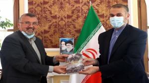 امیرعبداللهیان با نماینده جنبش «أمل» لبنان در ایران دیدار کرد