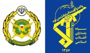 ارتش و سپاه تفاهمنامه همکاری امضا کردند