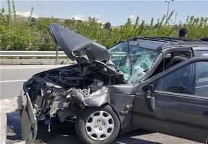 حوادث جادهای زنجان جان ۴ نفر را گرفت