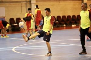 حضور تیم ملی فوتسال در تورنمنت تایلند