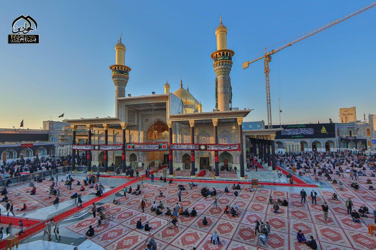 عکس/ حال وهوای کاظمین در ایام شهادت امام کاظم(ع)