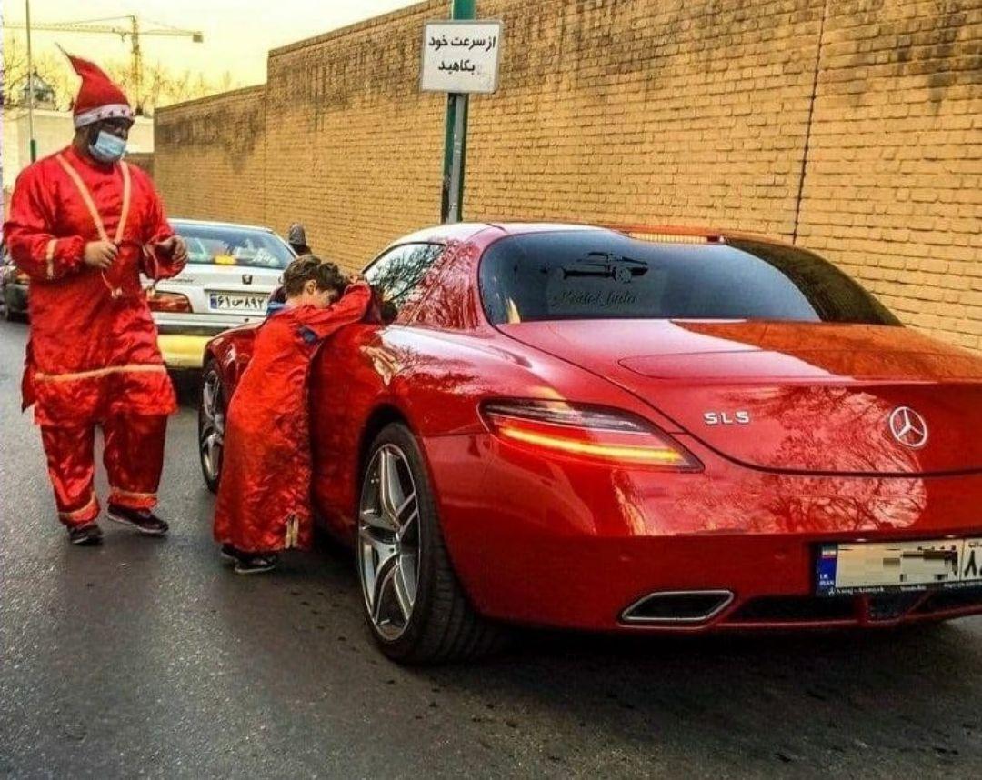 همنشینی غم انگیز رنگ ها در تهران