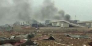 انفجار در گینه استوایی 15 کشته و 500 مجروح برجا گذاشت