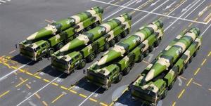ترس آمریکا از حملات موشکی چین