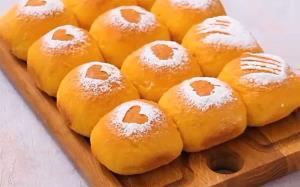 نان طلایی خوشمزه و خوشرنگ ایتالیایی