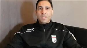 هاشمیان: پژمان جمشیدی در فوتبال خیلی زحمت کشیده است