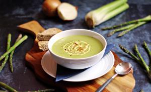 روش عالی برای سوپ کر�س خوشمزه و پرخاصیت
