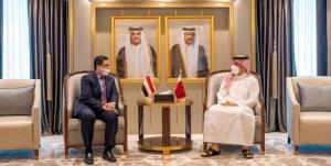 ازسرگیری روابط دیپلماتیک دولت مستعفی یمن با قطر