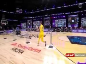 دومانتاس سابونیس قهرمان چالش مهارتهای آل استار 2021 شد