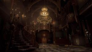 فضای مورد نیاز برای Resident Evil 8 مناسب به نظر می رسد
