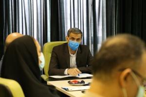 دکتر نوروزی: نظارت بر اجرای پروتکلهای بهداشتی با جدیت ادامه دارد