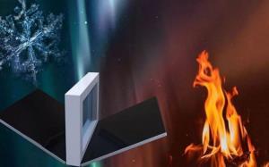 تولید گرمایش و سرمایش بوسیله یک سیستم واحد بدون نیاز به برق