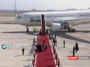 پایان سفر پاپ با بدرقه رئیس جمهور عراق