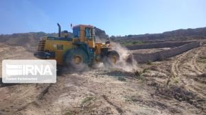 دادستان دیلم: اراضی ملی به ارزش ۱۱۸ میلیارد ریال در دیلم رفع تصرف شد