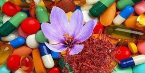 زعفران به کاهش عوارض بیماریها کمک میکند