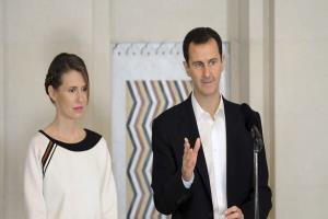 «اسد» و همسرش به کرونا مبتلا شدند