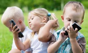 موبایل و اختلال تعادل در کودکان
