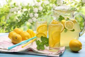 آموزش درست کردن لیموناد نوشیدنی خوشمزه بهاری