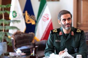 پیام سعید محمد به فرمانده جدید قرارگاه سازندگی خاتمالانبیاء(ص)