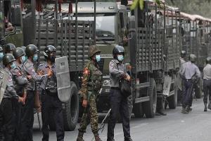 استرالیا همکاری نظامی با میانمار را متوقف کرد