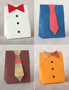 آموزش ساخت جعبه کادو خلاقانه