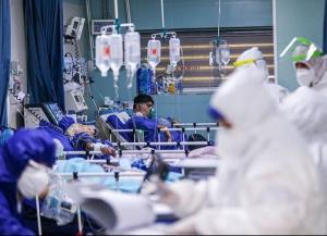 ازدحام در اورژانس بیمارستان رازی اهواز
