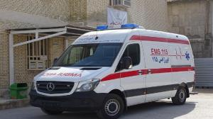۶۰ نفر از پرسنل اورژانس اهواز به کرونا مبتلا شدند