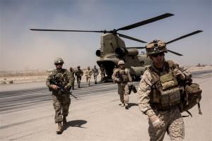 آمریکا: هنوز هیچ تصمیمی درباره نظامیان مستقر در افغانستان نگرفتهایم
