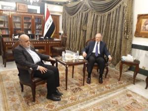 رایزنی مسجدی با وزیر دارایی عراق درباره مطالبات ایران