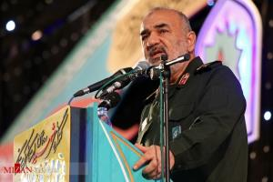 فرمانده سپاه: ملت ایران خطا نمیکند چرا که نگاهش به رهبری است