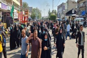 حمله تروریستی ناکام به زائران امام کاظم(ع) در بغداد