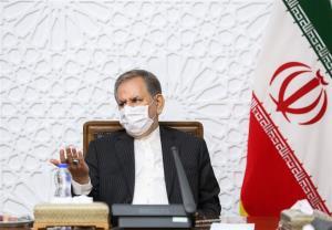 جهانگیری: لکه ننگ فساد باید از دامن جمهوری اسلامی پاک شود