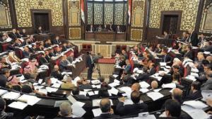 پیام پارلمان سوریه به اسد